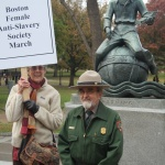 Boston Female Antislavery March