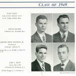 Horace Amherst College class of 1949