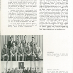 Horace Junior Christian Association 1948 Amherst college