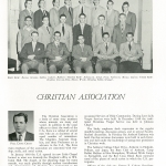 Horace Senior Christian Association 1949 Amherst College